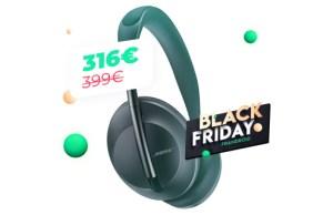 Le Bose Headphones 700 n'a jamais été aussi peu cher sur Amazon : 316 €