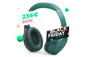 Fini les fils avec le Bose QC 35 II à 235 euros pour le Black Friday
