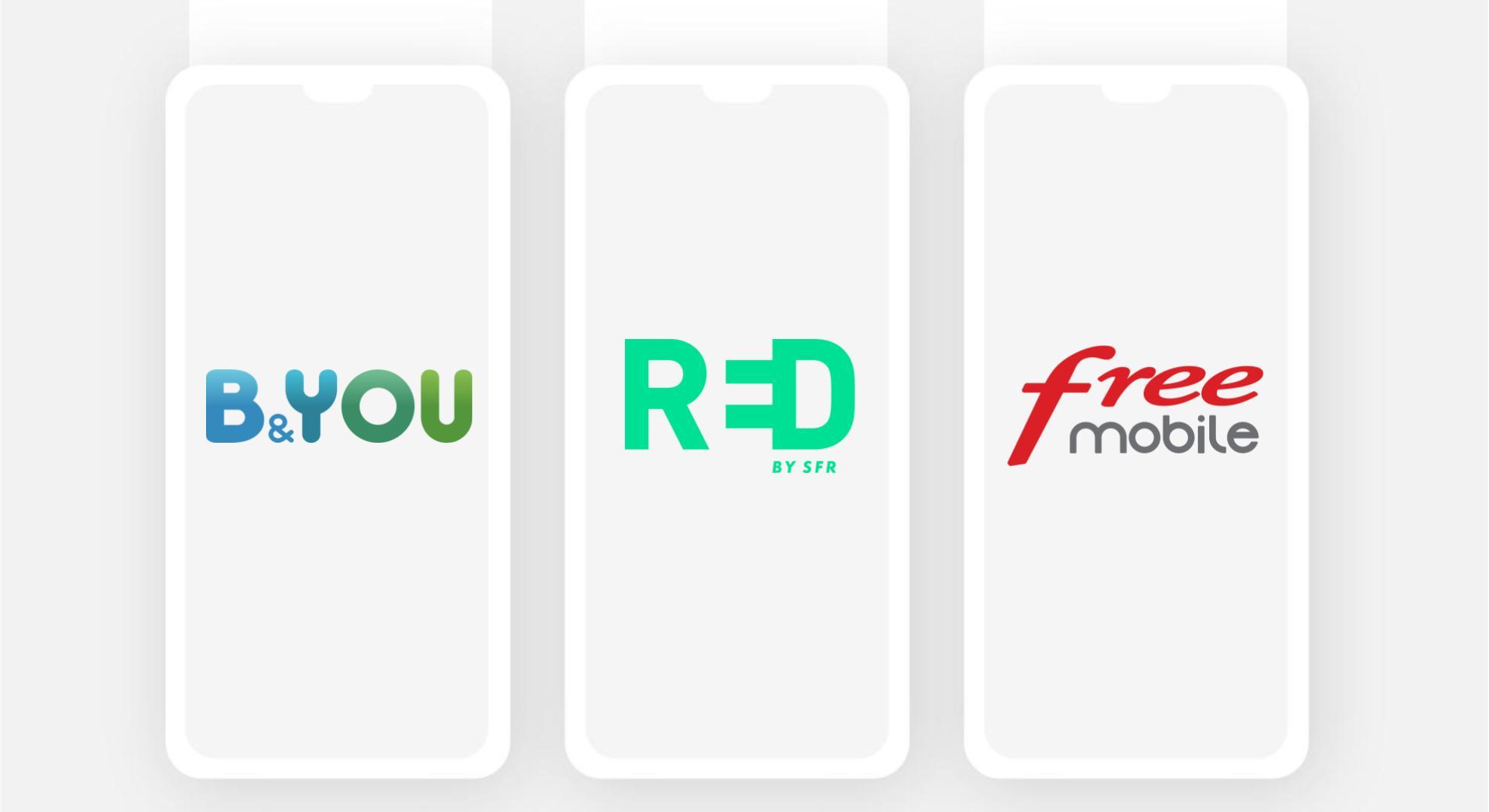 B&You, RED et Free : c'est bientôt la fin des meilleurs forfaits mobile du moment