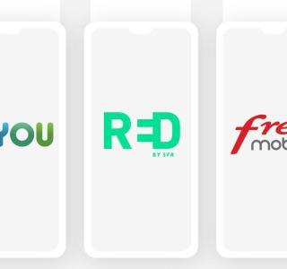Forfaits4G : de 5 à 100 Go chez B&You, RED, Free et Cdiscount mobile – derniers jours