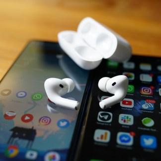 Test des Apple AirPods Pro : sur iPhone ou Android, toujours aussi bons