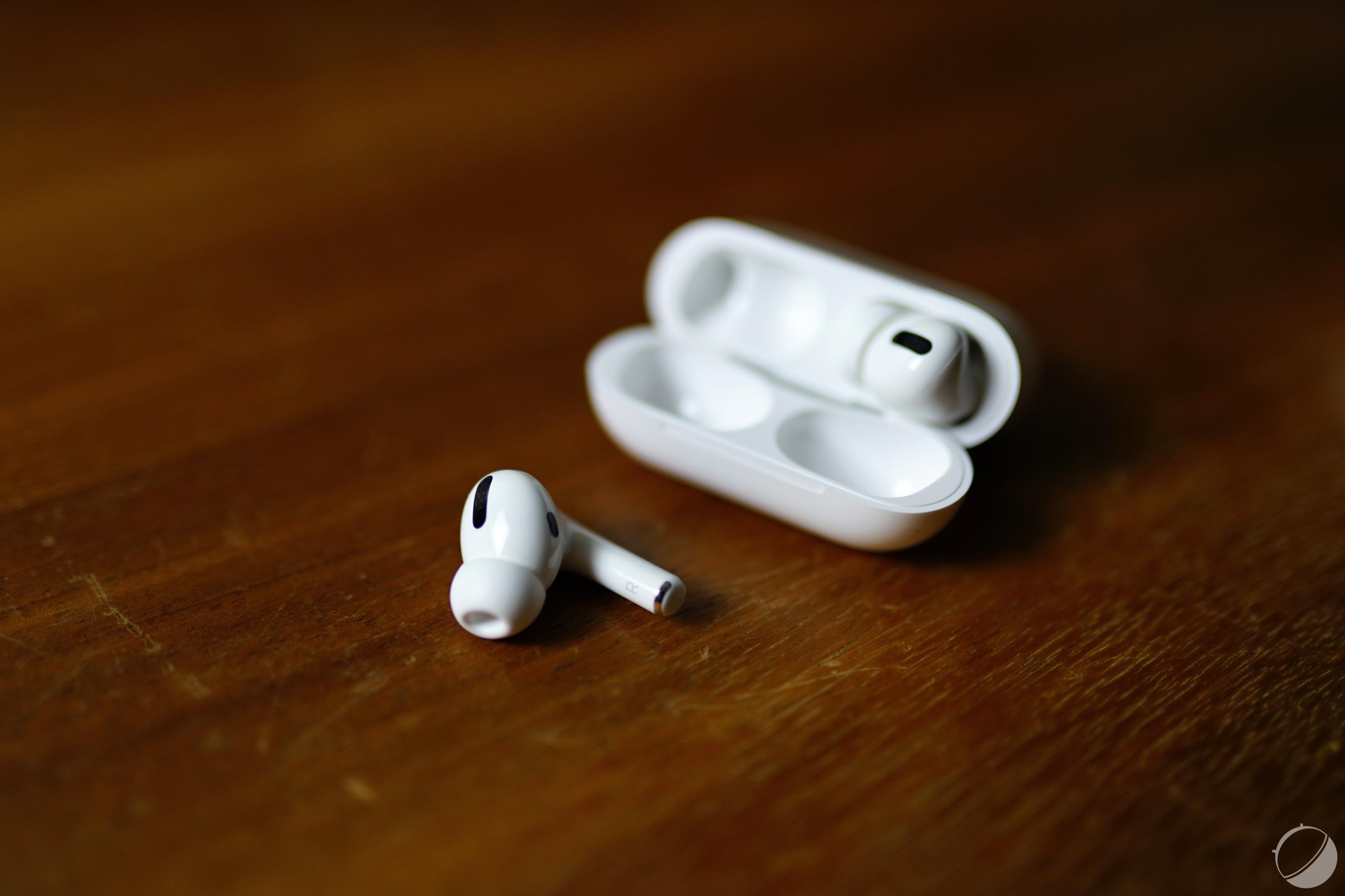 Apple : votre crâne pourrait améliorer l'audio des futurs AirPods