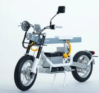 CAKE dévoile sa moto électrique Ösa : toujours plus loin dans la bizarrerie esthétique