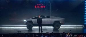 Tesla Cybertruck : Elon Musk explique pourquoi ses vitres se sont brisées