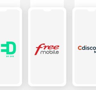 Forfait mobile : 4 offres sans engagement à prix réduit pendant un temps limité