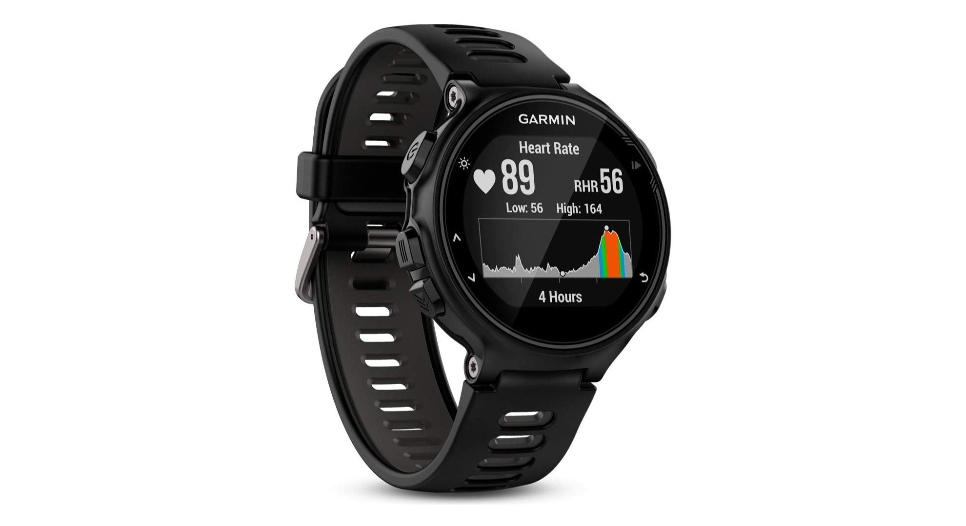 Garmin Forerunner 735XT à moins 50%, la montre préférée des sportifs