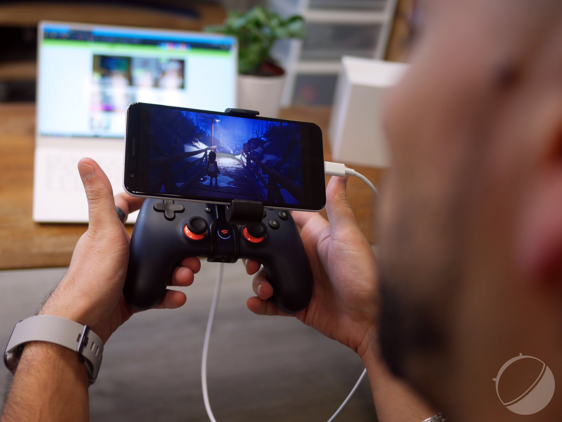 Google Stadia : l'application Android TV semble (enfin) en approche