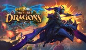 L'extension Hearthstone L'Envol des Dragons est moins chère en passant par Amazon