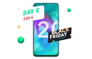 Le Honor 20 équipé d'un Kirin 980 passe sous les 250 € pour le Black Friday