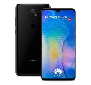 Avec une remise de 56%, le Huawei Mate 20 est aujourd'hui à son prix le plus bas