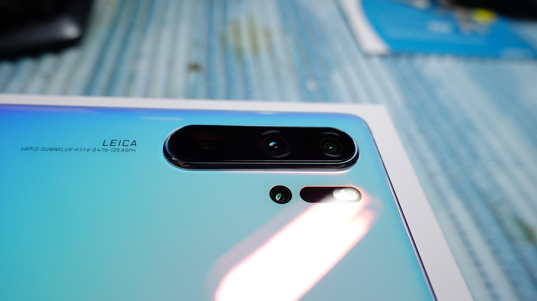 Le Huawei P30 Pro temporairement au prix d'un OnePlus 7T