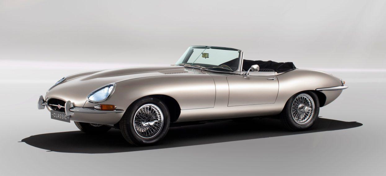 Jaguar Type E Zero: la marque fait marche arrière et suspend sa sportive électrique