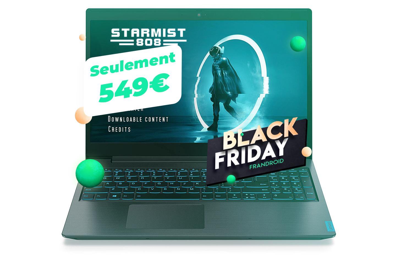 Intel Core i5 et GTX 1050 : ce PC Gaming portable est à moins de 550 euros pour le Black Friday