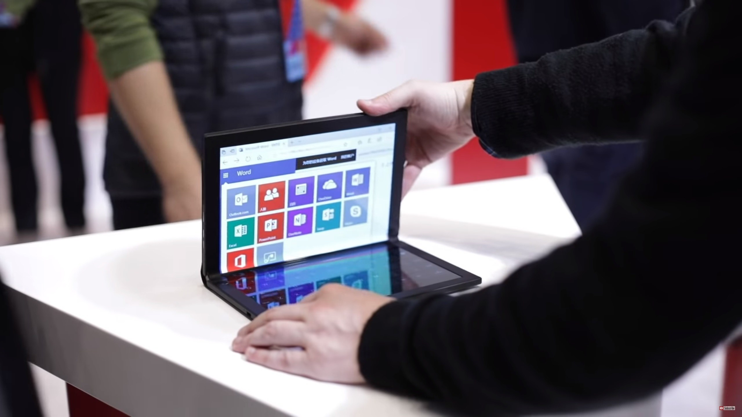 ThinkPad X1 pliable et Project Limitless 5G : Lenovo nous donne des nouvelles du futur