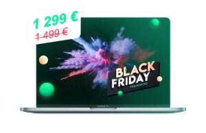 Les MacBook Pro 13 pouces (2019) en promotion, Apple fait aussi son Black Friday