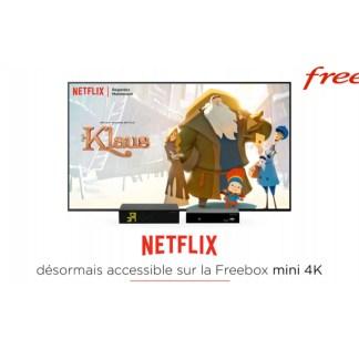 Freebox mini 4K : Netflix débarque enfin sur la box TV avec une application digne de ce nom