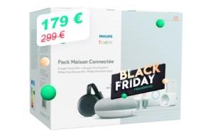 Le meilleur pack «Maison connectée» est à 179 € pour le Black Friday