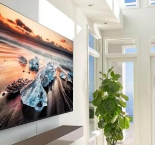 Samsung préparerait des TV VRAIMENT sans bordures