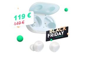 Les écouteurs sans fil Samsung Galaxy Buds tombent à 119€ pour le Black Friday