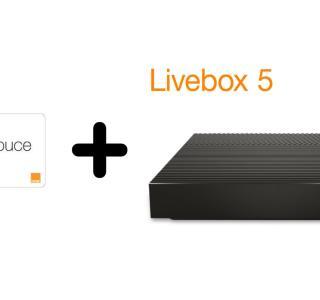 Orange : forfait mobile 50 Go + Fibre jusqu'à 1 Gb/s pour 34,99 € par mois