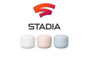 Google Stadia : les Nest Wifi promettent une connexion optimale grâce une option dédiée