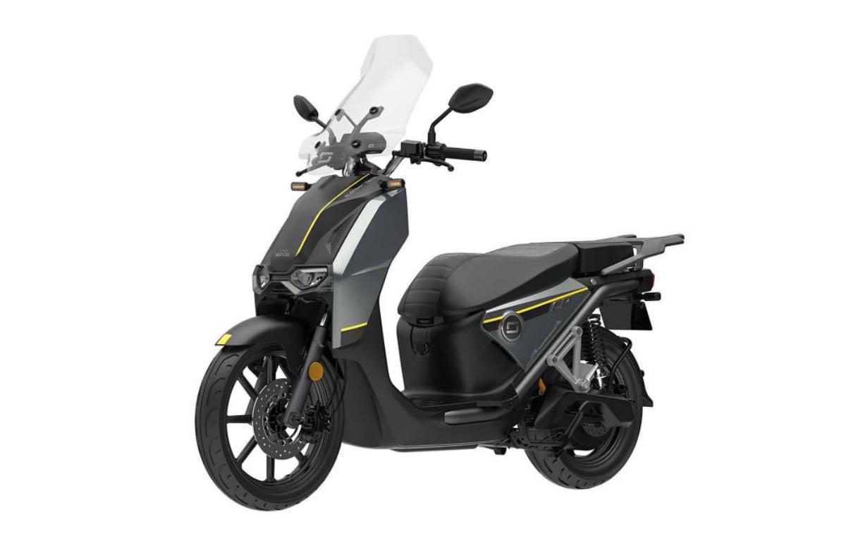 Super Soco dévoile le CPx : 140 km d'autonomie pour ce puissant scooter électrique