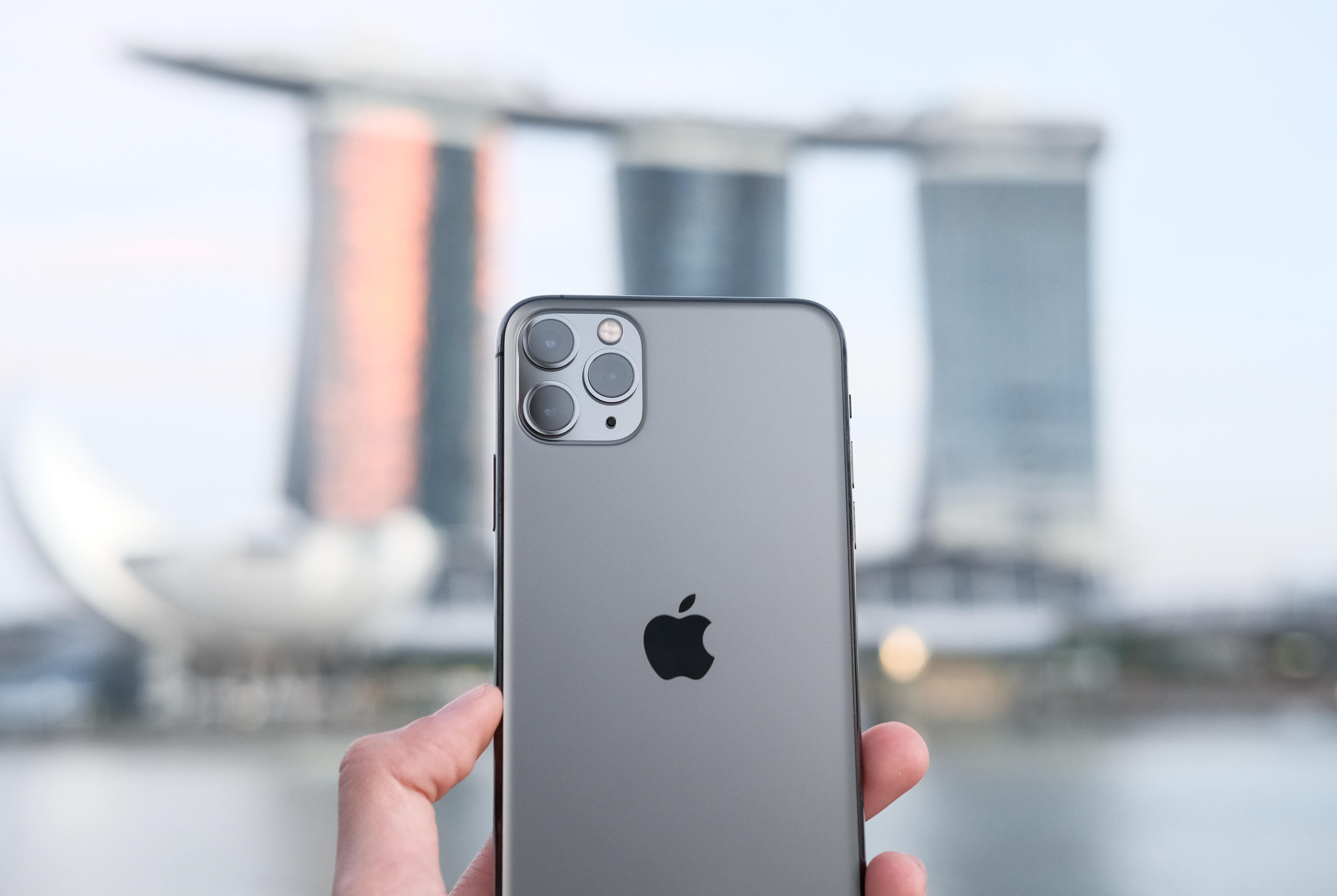L'iPhone 11 Pro Max fait moins bien que le Mi Note 10 Pro et le Mate 30 Pro selon DxOMark