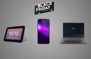 Pour le Black Friday, jusqu'à -25% sur les PC Lenovo et -39% sur les smartphones Motorola