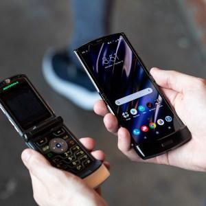 Motorola RAZR : un smartphone pliable ambitieux mais trop faible d'après la presse américaine