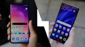 Xiaomi Mi Note 10 vs Huawei P30 Pro : lequel est le meilleur smartphone – Comparatif