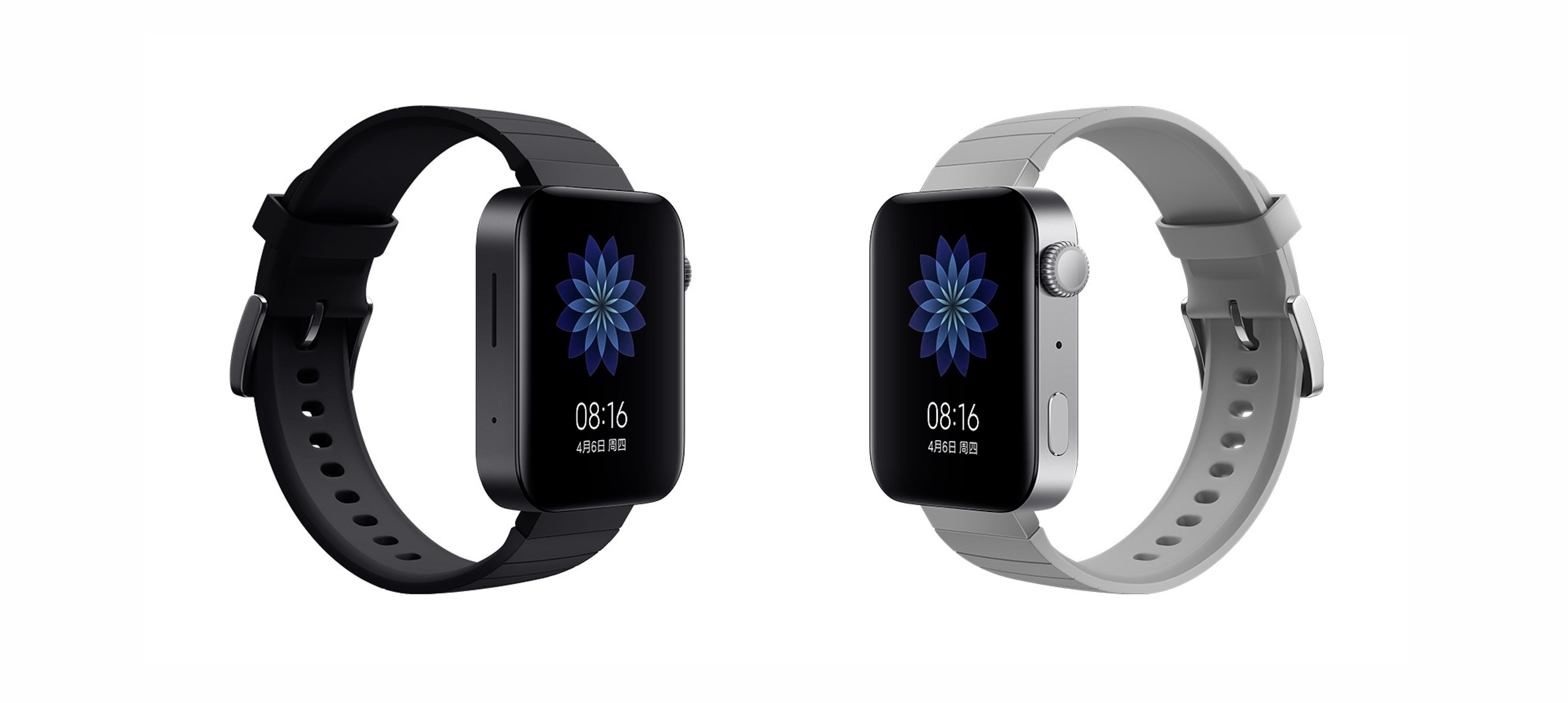 Un peu de patience, la Xiaomi Mi Watch arrive en France