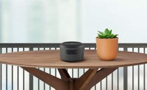 Amazon lance sa première enceinte nomade, l'Echo InputPortable Smart Speaker Edition