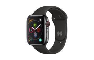 Déstockage : 170 euros de remise pour l'Apple Watch Series 4 (modèle 4G, 44 mm)