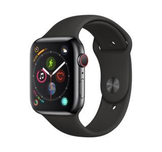 Apple Watch : jusqu'à 200 euros de remise pour la Series 4 (4G, 44 mm)