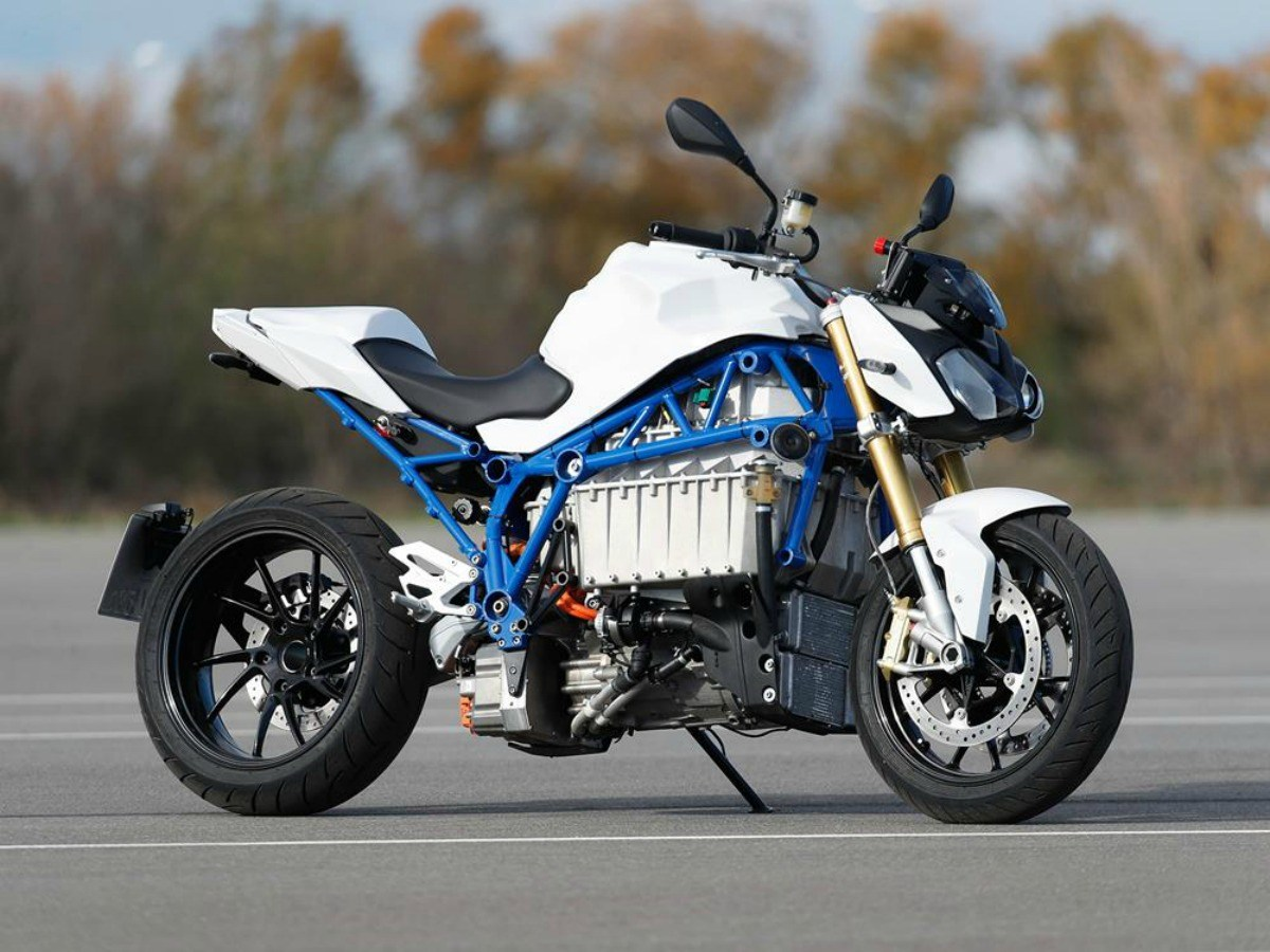 BMW E-Power Roadster : un concept prometteur d'une moto électrique puissante