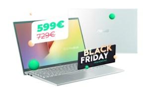 Ryzen 7 et Radeon RX Vega 10 : le VivoBook 15,6 pouces passe à 599 euros pour le Black Friday