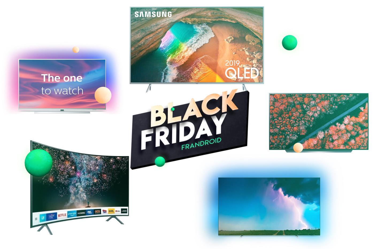 OLED, QLED ou LCD : les meilleures offres TV du Cyber Monday