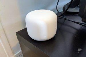 Test du Google Nest Wifi : toujours aussi mignon, et maintenant il parle