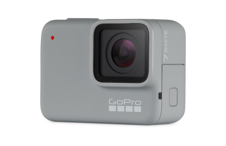 GoPro devient presque abordable avec sa caméra Hero7 White à 169 euros