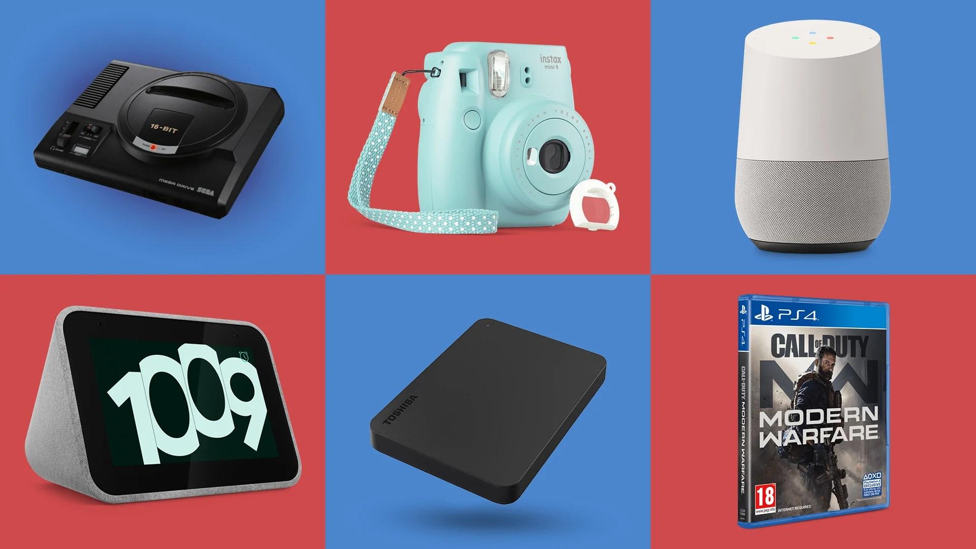 10 idées cadeaux tech à moins de 100 euros
