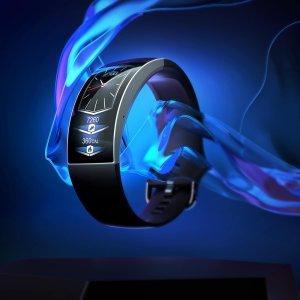 Huami Amazfit X : ce bracelet à écran incurvé de Xiaomi n'est plus un prototype