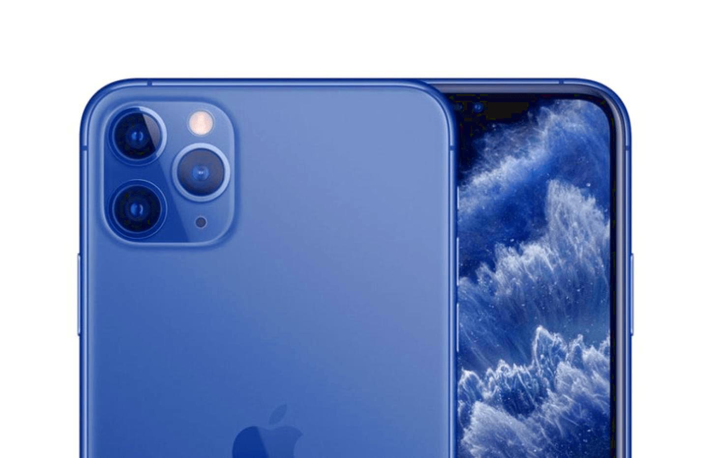 Les smartphones de 2020 seront-ils tous bleu ?