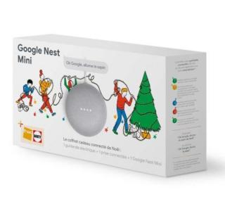 « Ok Google, allume le sapin » devient possible avec ce pack de Noël à 49 €