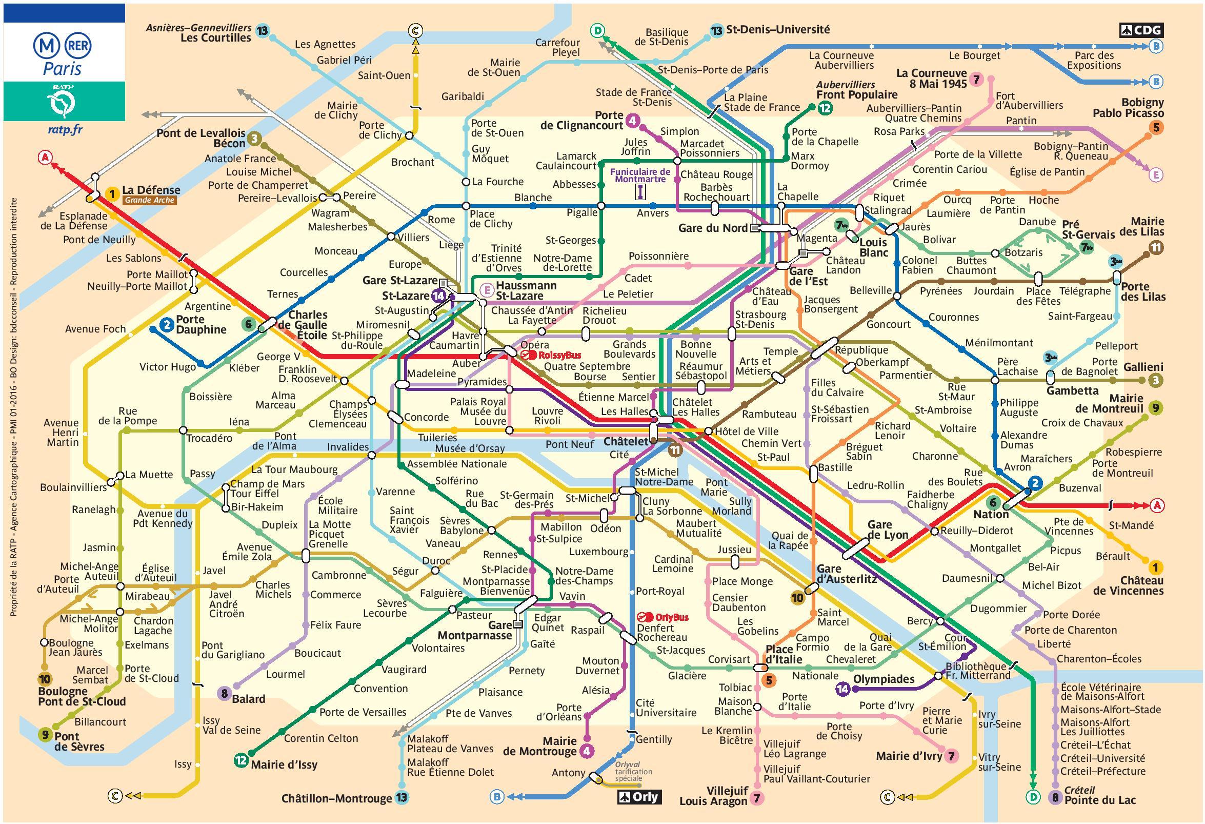 L'app de la semaine: pendant les grèves, je crée mon propre métro