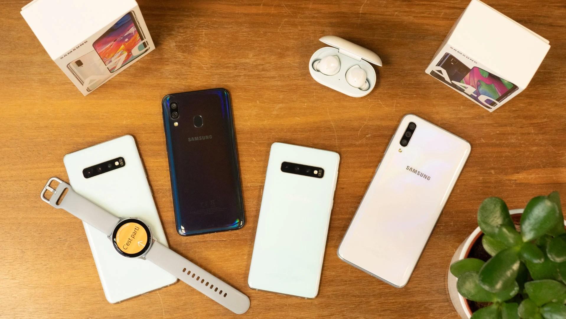 Soldes Samsung : voici notre sélection d'offres de la boutique officielle