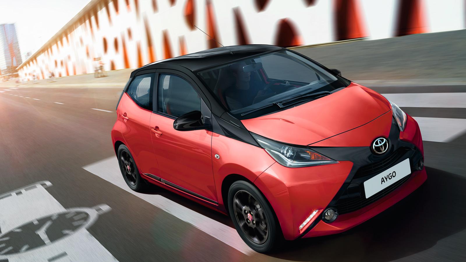 Aygo : la citadine de Toyota pourrait épouser l'électrique