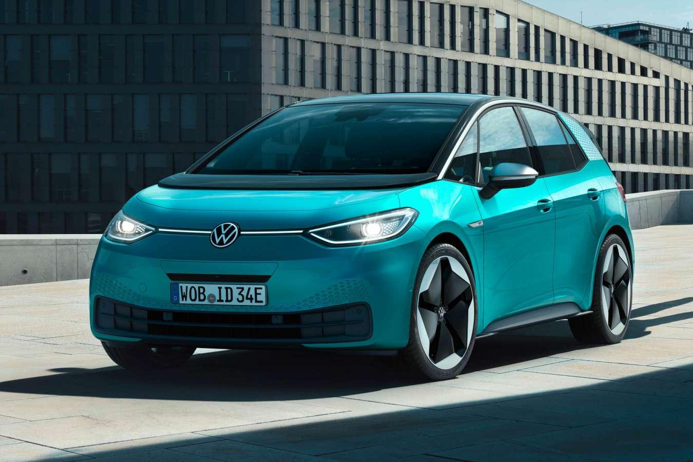 Volkswagen ID.3: prix, finitions, équipements… Tout savoir de la citadine électrique