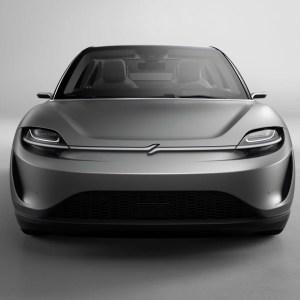 Sony Vision-S : surprise, voici un prototype de voiture électrique dévoilé au CES 2020