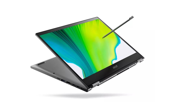 Acer installe des puces Intel 10 nm dans ses nouveaux laptops 2-en-1