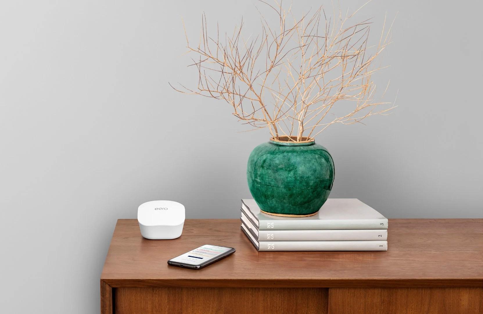 Test d'Amazon eero : le système Wi-Fi maillé compatible Alexa